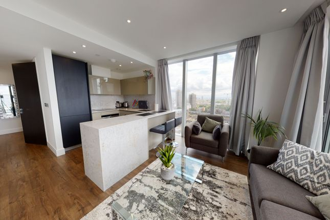 1 bed flat for sale in Stable Walk, London E1