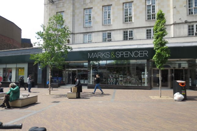M & S of Mare Street, London E8