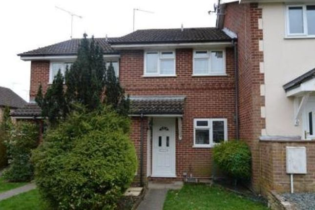 Thumbnail Terraced house to rent in Chive Court, Farnborough