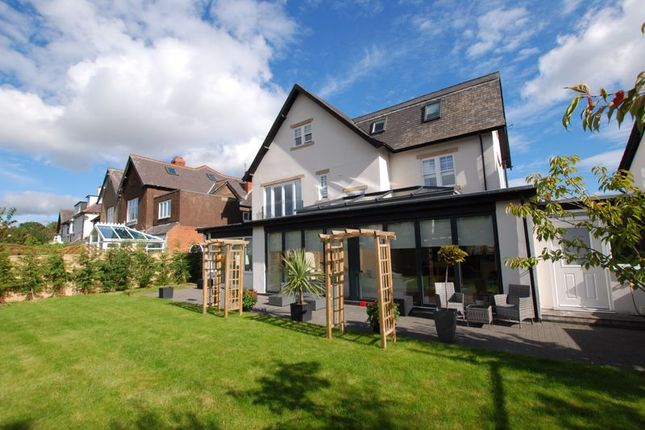 Thumbnail Detached house for sale in Northumberland Avenue, Gosforth, Newcastle Upon Tyne