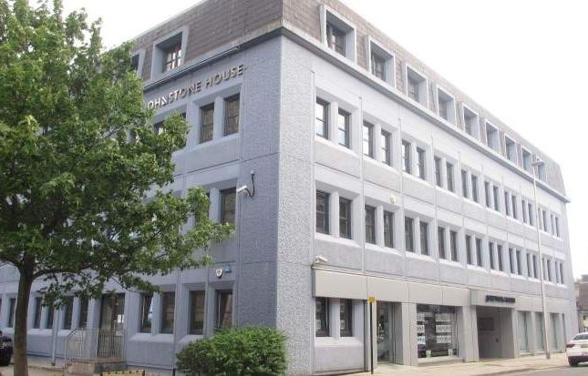Thumbnail Office to let in 52/54 Rose Street, Aberdeen