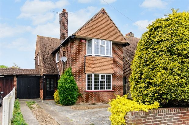 Thumbnail Detached house for sale in Millmead Avenue, Margate