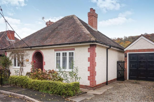 Thumbnail Detached bungalow for sale in Chapel Road, Jackfield