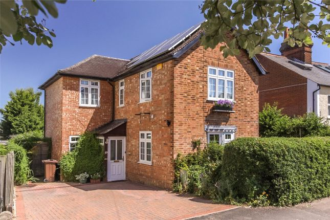 Thumbnail Detached house for sale in Marford Road, Wheathampstead, Hertfordshire