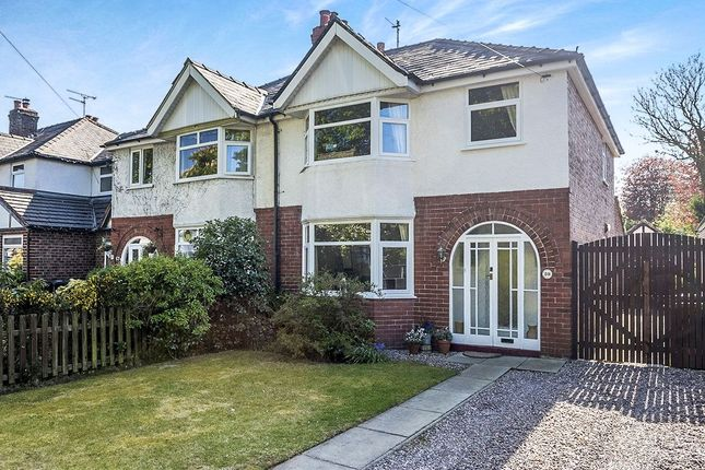 Thumbnail Semi-detached house for sale in Davenham Road, Formby, Liverpool