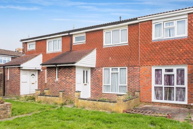 Thumbnail Terraced house for sale in Curteys Walk, Bewbush, Crawley, West Sussex
