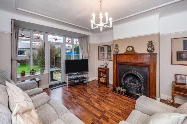Sitting Room of Liverpool Road South, Liverpool, Merseyside L31