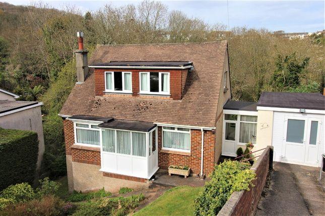Thumbnail Detached bungalow for sale in All Hallows Road, Preston, Paignton