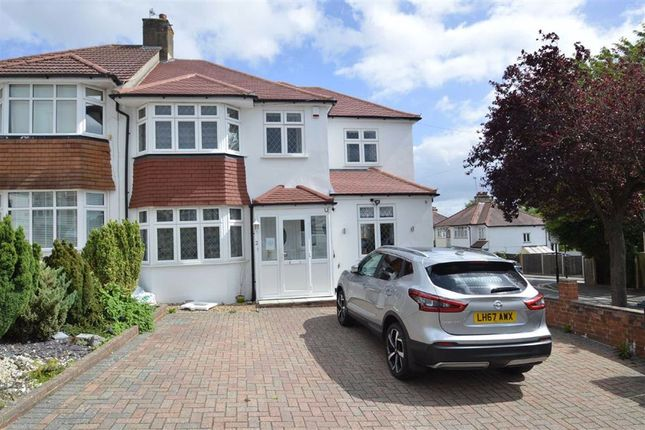 Thumbnail Semi-detached house for sale in Lyndhurst Road, Coulsdon, Surrey