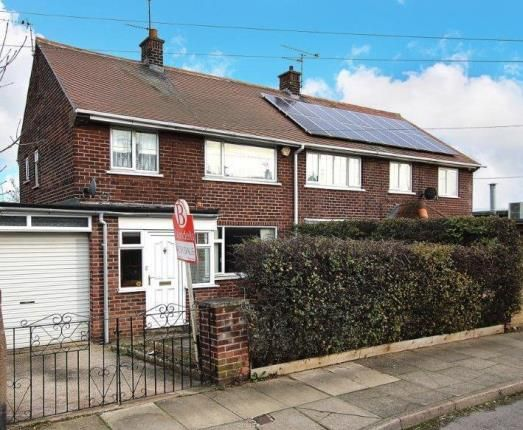 Thumbnail Semi-detached house for sale in Beevers Road, Rotherham, South Yorkshire