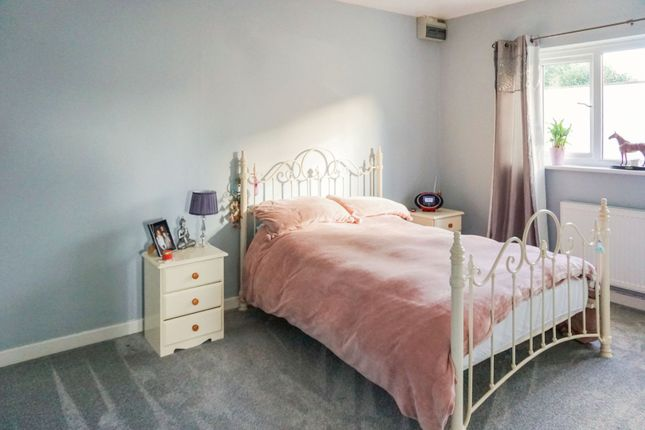Bedroom One of Links Drive, Pennar, Pembroke Dock SA72