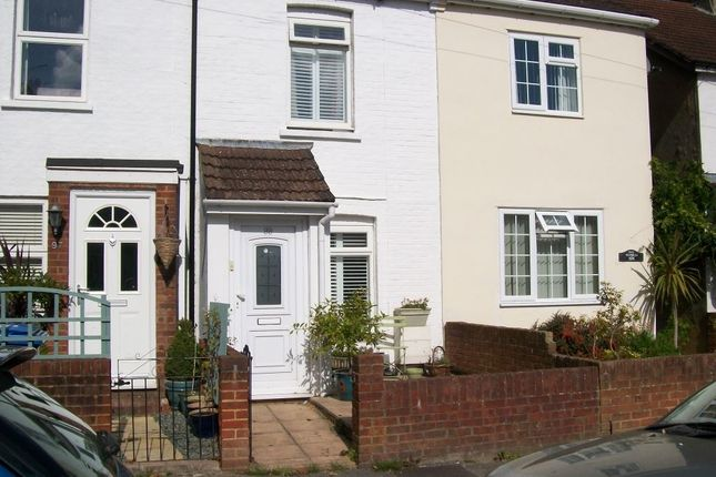 Thumbnail Property to rent in Belle Vue Road, Aldershot