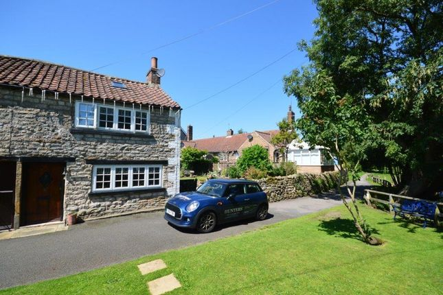 Thumbnail Semi-detached house for sale in Hall Garth Lane, West Ayton, Scarborough