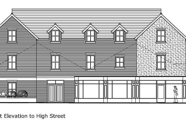 Thumbnail Land for sale in 27-31, High Street, Walton On The Naze
