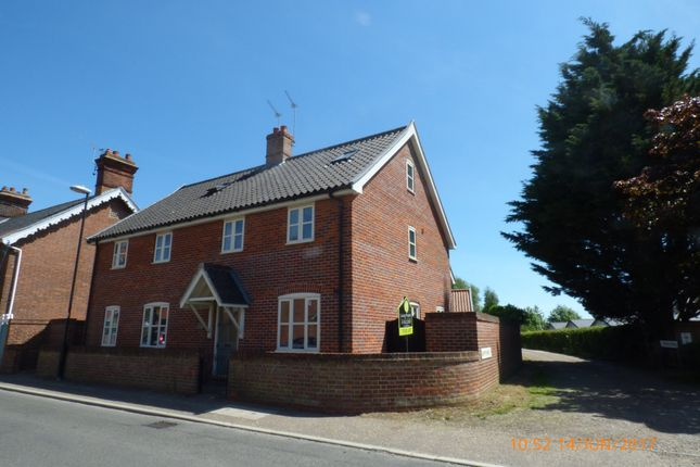 3 bed semi-detached house to rent in Norwich Road, Chedgrave, Norwich NR14