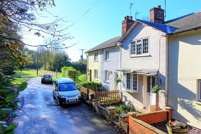Thumbnail Terraced house for sale in High Street, Reed, Royston