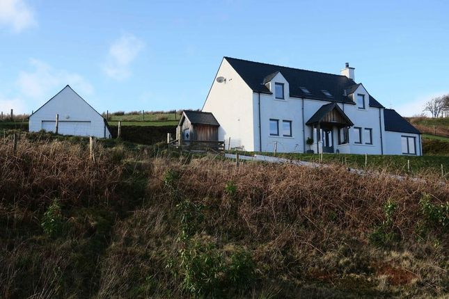 Thumbnail Detached house for sale in Ferrindonald, Teangue, Isle Of Skye