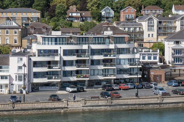 Thumbnail Flat for sale in The Parade, Cowes