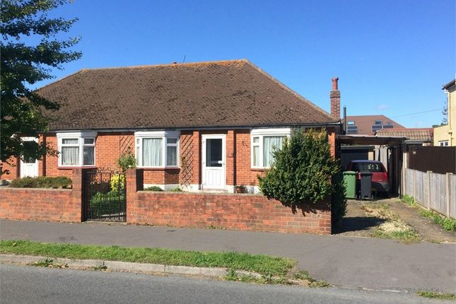 Thumbnail Semi-detached bungalow for sale in Lansdowne Road, West Ewell, Epsom