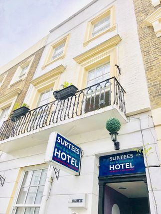 Thumbnail Hotel/guest house for sale in Warwick Way, London