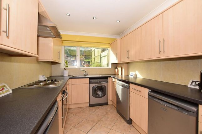 Thumbnail Terraced house for sale in Fairview Drive, Higham, Rochester, Kent