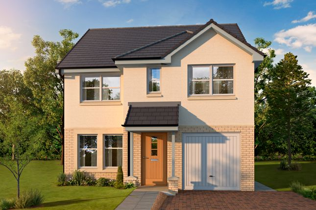 Thumbnail Detached house for sale in Calder Street, Coatbridge, North Lanarkshire