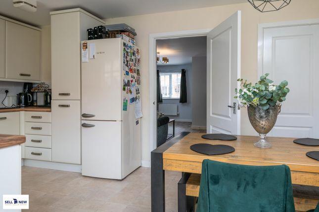 Kitchen/Diner of Parker Crescent, Sawtry PE28