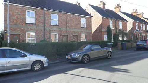 Thumbnail Cottage to rent in Windmill Road, Flitwick