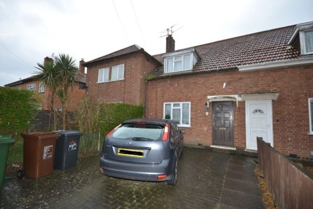 Thumbnail Terraced house to rent in Hazelwood Road, Corby