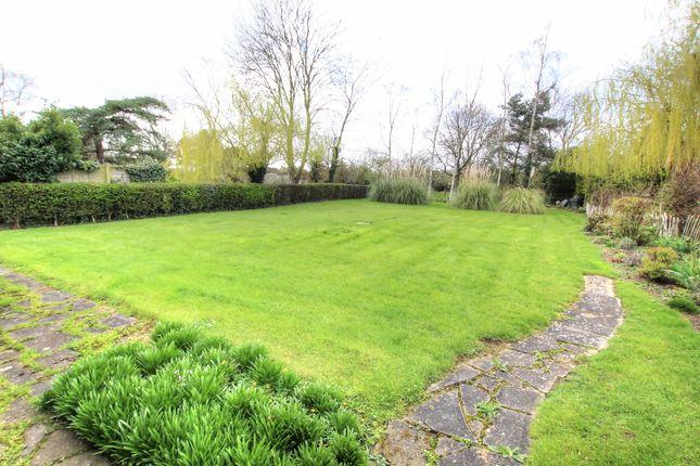 Rear Garden. of Cow Lane, Rampton, Cambridge CB24