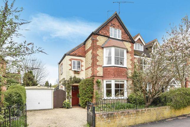 Thumbnail End terrace house for sale in Conduit Road, Abingdon