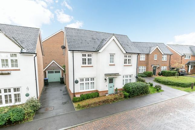 Thumbnail Detached house for sale in Field Drive, Crawley Down, West Sussex
