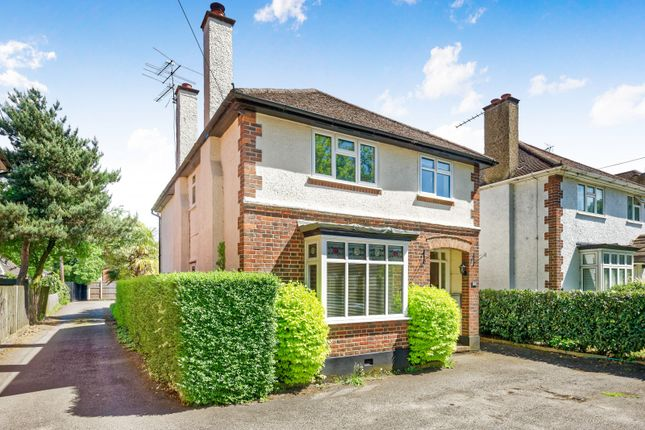 Thumbnail Detached house to rent in New Haw Road, Addlestone