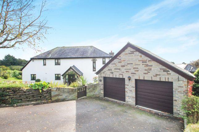 4 bedroom detached house for sale in Orchard Close, St Mellion, Saltash