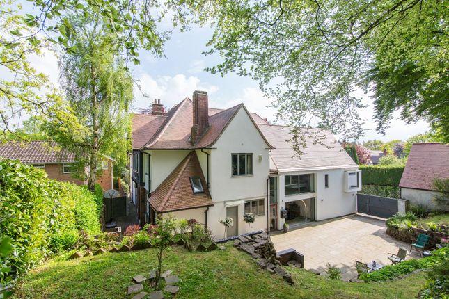 Thumbnail Semi-detached house for sale in Arlington Drive, Mapperley Park, Nottingham