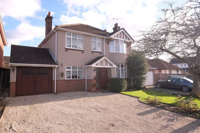 Thumbnail Detached house for sale in Galleywood Road, Chelmsford