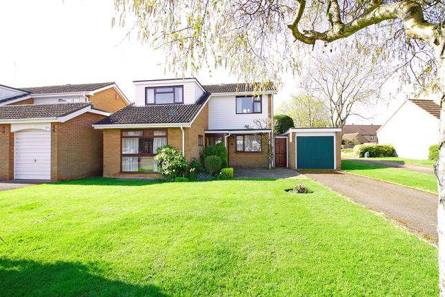 3 bed detached house for sale in Melford Close, Longthorpe, Peterborough