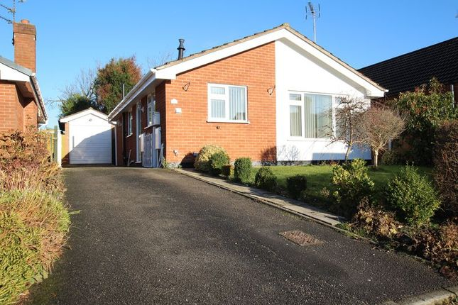 Thumbnail Bungalow to rent in The Green, Huthwaite, Sutton-In-Ashfield