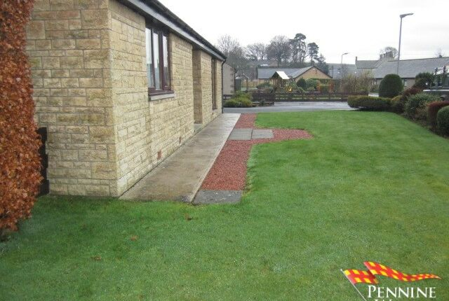 Front Garden of Irthing Park, Gilsland, Cumbria CA8