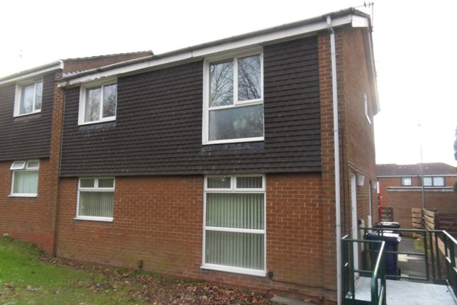 Thumbnail Flat to rent in Tudor Walk, Newcastle Upon Tyne