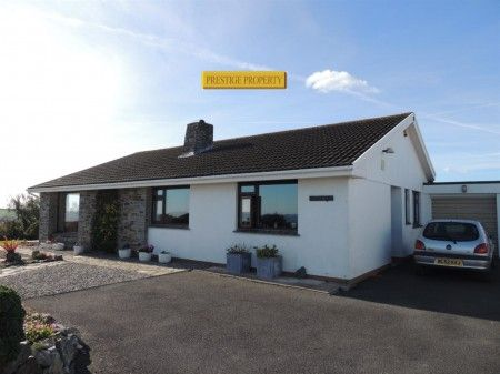 Thumbnail Detached bungalow for sale in School Hill, Mevagissey, St. Austell