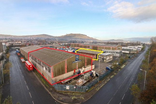 Thumbnail Warehouse to let in Units 4 & 5, 2-10 Duncrue Road, Belfast, County Antrim