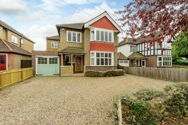 Thumbnail Detached house for sale in Hillcrest Avenue, Pinner, Middlesex