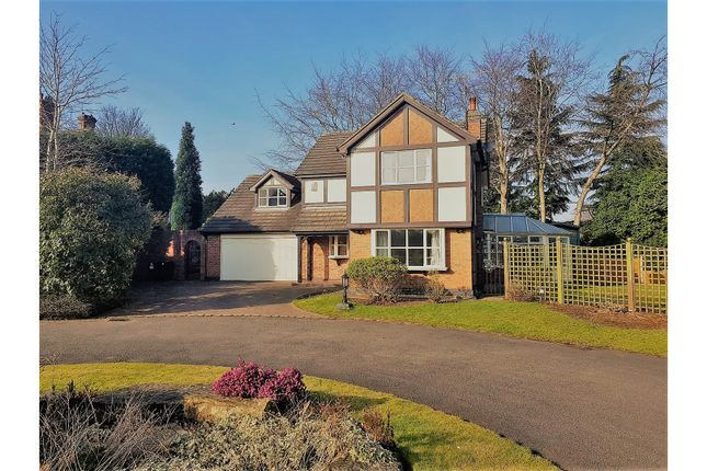 Thumbnail Detached house for sale in Pembroke Drive, Newcastle