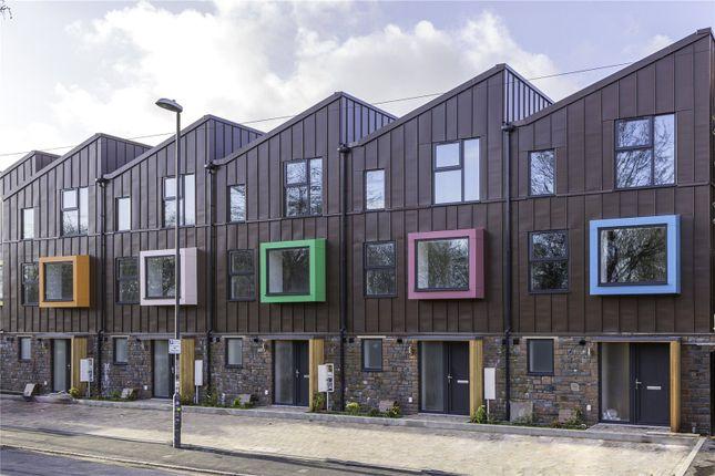 4 bedroom terraced house for sale in Newfoundland Road, St. Agnes, Bristol