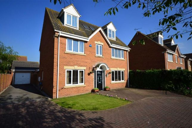 5 bed detached house for sale in Home Farm Close, Hensall, Goole