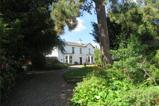 Thumbnail Detached house for sale in Chetwynd End, Newport, Shropshire