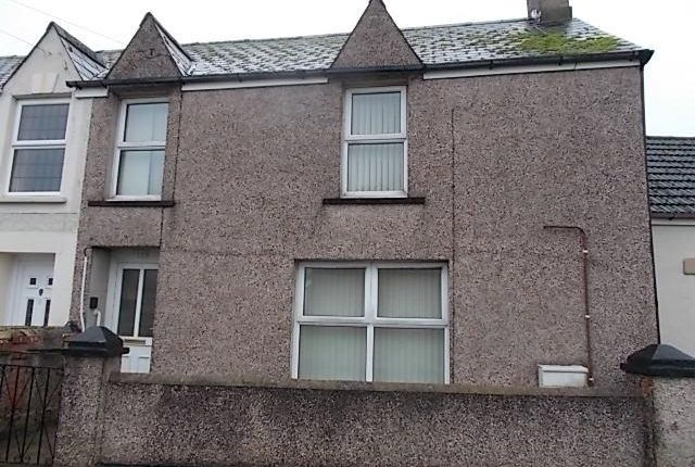 Thumbnail Terraced house to rent in Back Lane, Prendergast, Haverfordwest