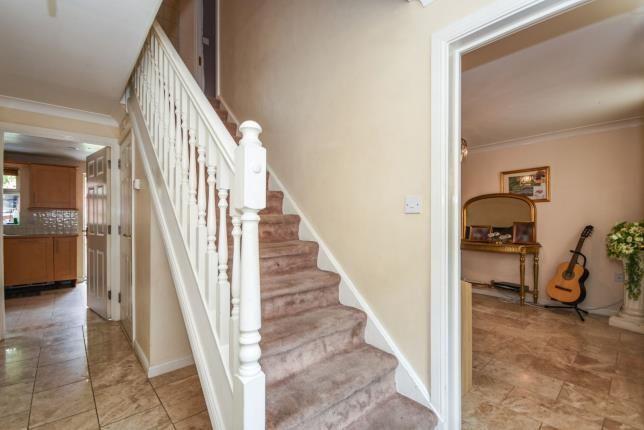 Hallway of Chafford Hundred, Grays, Essex RM16