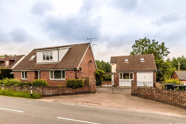 Thumbnail Detached bungalow to rent in Palmers Flat, Coalway, Nr Coleford